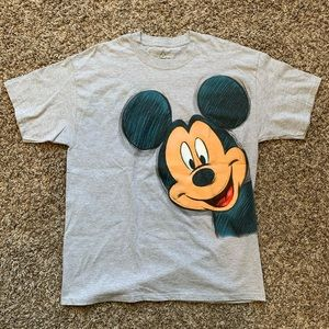 Walt Disney World Mickey Mouse T-Shirt Men's L
